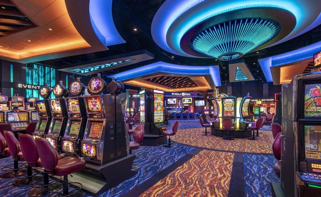 Casino That Most Individuals Do Not Learn About